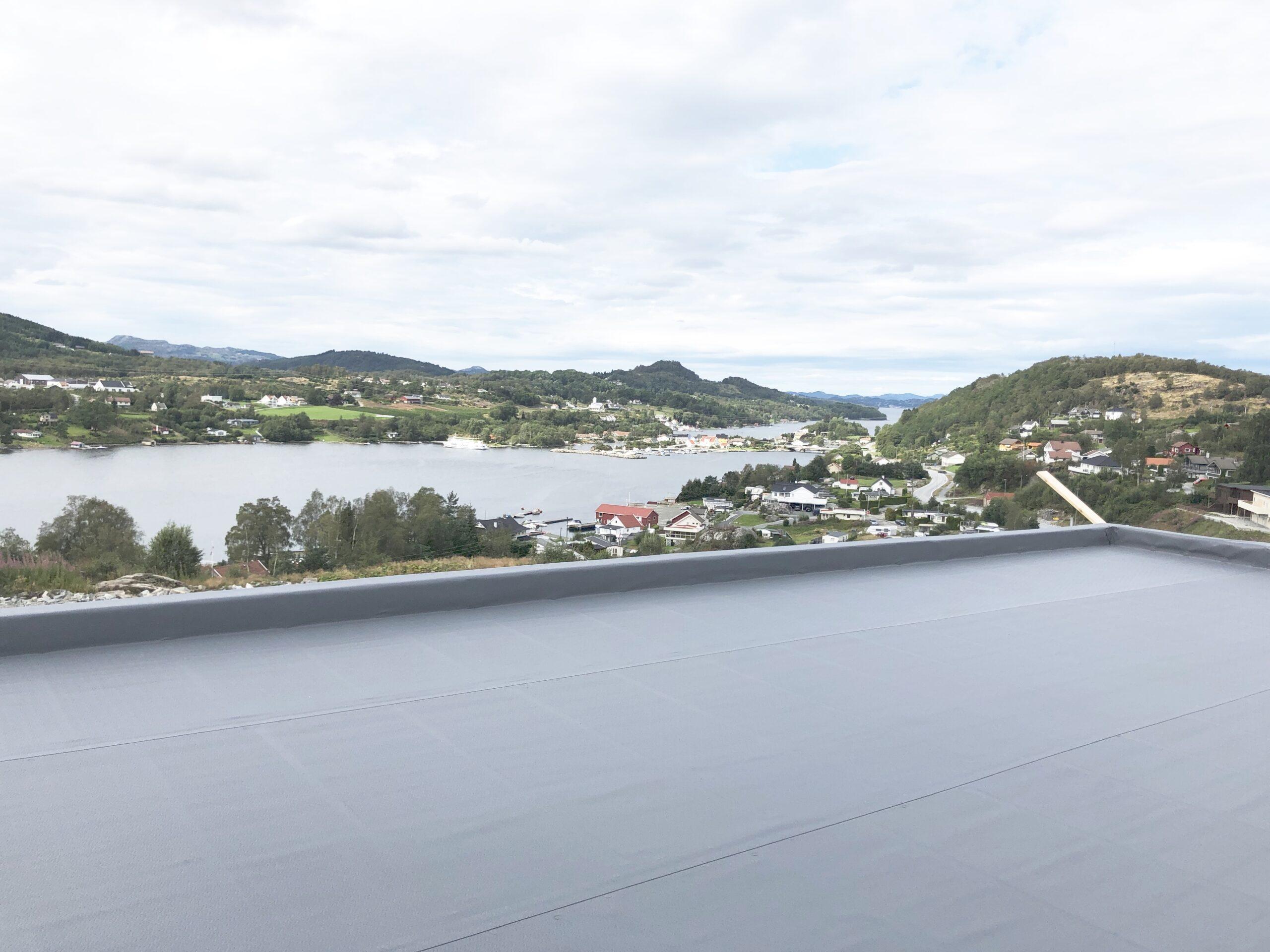 Haugesund  Takservice as